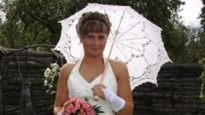 Śliczna suknia ślubna w bardzo dobrym stanie, cena do niewielkiej negocjacji