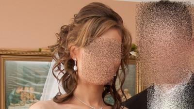 ~ Śliczna suknia ślubna ~ Wyjątkowa Cena