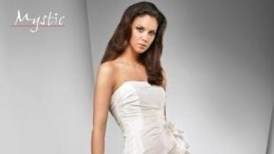 Śliczna suknia ślubna z salonu Cymbeline