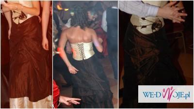 Śliczna suknia / sukienka wieczorowa na różne okazje WARTO!!!