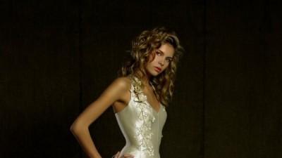 Śliczna suknia wieczorowa:)