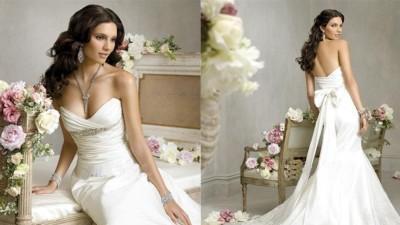 Śliczna suknie ślubna za 471,5 zł+koszty przesyłki! NOWA!