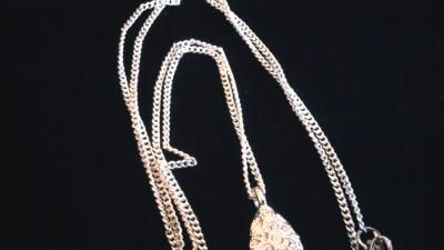 Śliczny komplet biżuterii ślubnej Colibra
