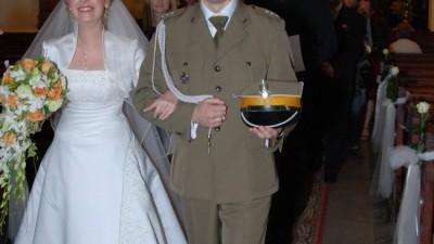 ślubna firmy AGORA.