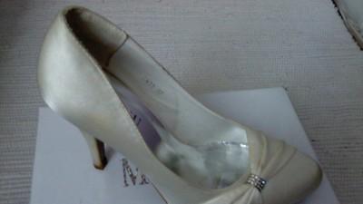 ślubne pantofelki