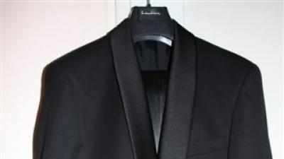 Smoking  - garnitur ślubny LANTIER - VISTULA czarny