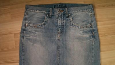 sódnica jeansowa terranova roz. L(40)