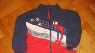 SPIDER MAN 3T spodnie /kurtka /bluzka USA