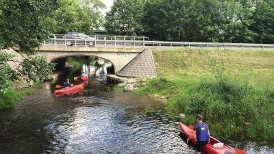 Spływy Drwęcą oraz Pojezierzem Brodnickim