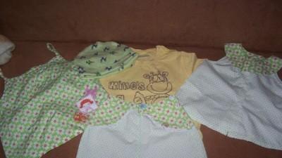 Spodenki+t-shirt+koszulki+czapeczka