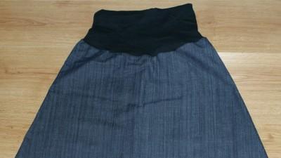 Spódnica ciążowa dżinsowa- NOWA