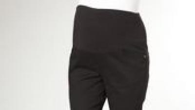 Spodnie ciążowe z wysokimpasem.Nowe.roz.38