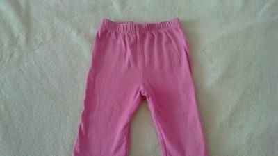Spodnie dla dziewczynki 6-9 mies