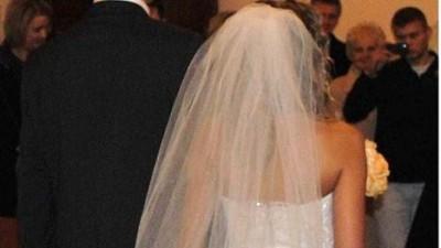 SPOSA ARABELLA piękna suknia ślubna rozm. 36/38