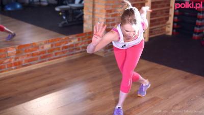 Sprawdź! Ekspresowe odchudzanie: tabata z trenerką krok po kroku