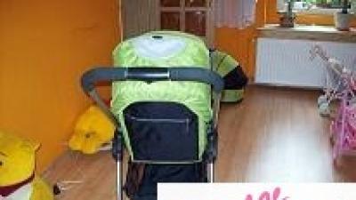 sprzdam wózek babysmile axel