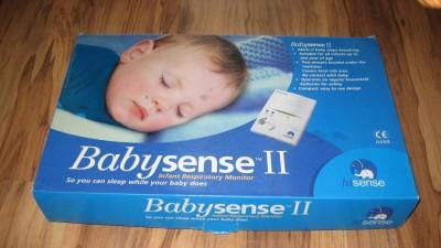 SPRZEDAM BABYSENSE II-Monitor oddechu Będzin -200zł
