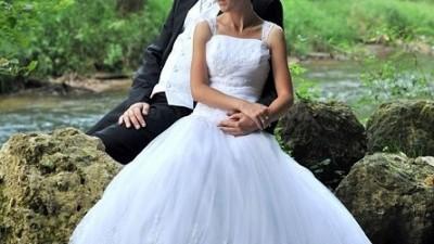Sprzedam Bajeczną Suknię Ślubną! Stan idealny!!!
