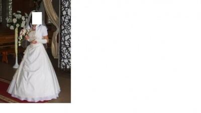 Sprzedam Bardzo Ładną Suknię Ślubną