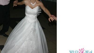 sprzedam bardzo TANIO suknię ślubną!!!