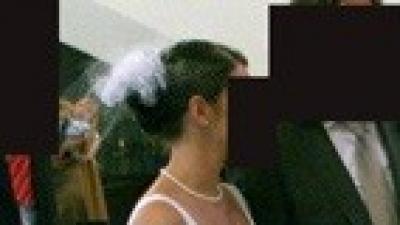 Sprzedam białą suknię ślubną jednoczęściową