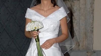 Sprzedam białą suknię ślubną rozm.36 Zamość