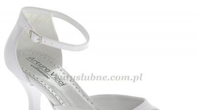 sprzedam buty ślubne Arturo Vicci za 50 zł