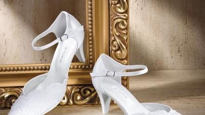 Sprzedam buty ślubne białe z firmy Growikar roz.37