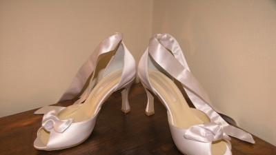 Sprzedam buty ślubne frimy Cymbeline Paris