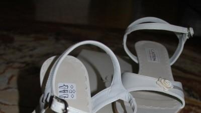 Sprzedam buty slubne-NOWE