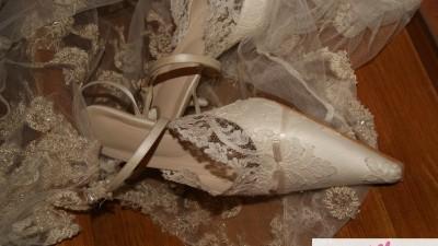 sprzedam buty ślubne rozmiar 41