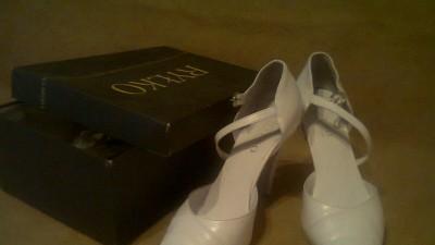 Sprzedam buty ślubne ryłko