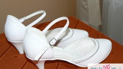 Sprzedam buty ślubne WITT rozmiar 38
