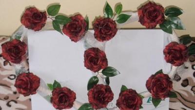 Sprzedam dekoracje ślubne