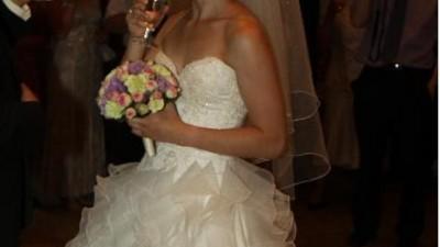 Sprzedam delikatną suknię ślubną Diamond Maggio Ramatti