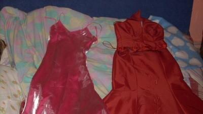 Sprzedam dwie suknie wieczorowe