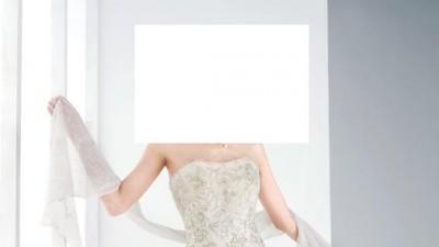 Sprzedam elagancką francuską suknię ślubną