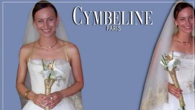 SPRZEDAM Elegancka suknie firmy  CYMBELINE PARIS