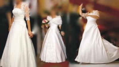 """Sprzedam Elegancką suknię ślubną """"Brazylijkę"""""""