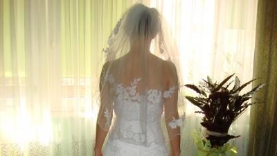 Sprzedam elegancką suknię ślubną firmy Emmi Mariage