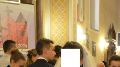 Sprzedam elegancką suknię ślubną firmy Gala model Fija z kolekcji 2014