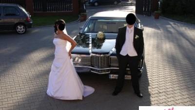 Sprzedam elegancką suknię ślubną roz.38