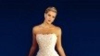 Sprzedam francuską suknię ślubą Annie Couture