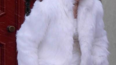 Sprzedam Futerko Ślubne białe