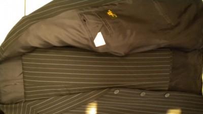 Sprzedam garnitur ślubny.