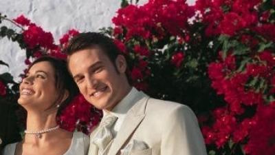 Sprzedam garnitur ślubny  firmy WILVORST PRESTIGE z najnowszej kolekcji 2009