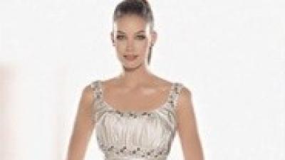 Sprzedam hiszpańską suknię slubną Atelier Diagonal 1838, rozm. 38/40