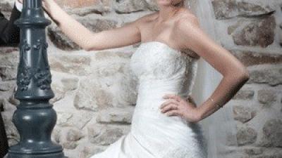 Sprzedam hiszpańską suknię ślubna PRONOVIAS NEPAL