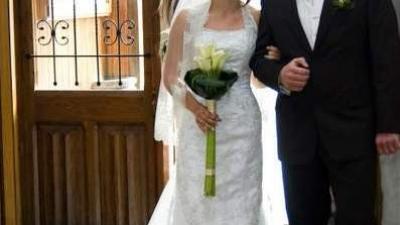 Sprzedam koronkową suknię ślubną Liporio
