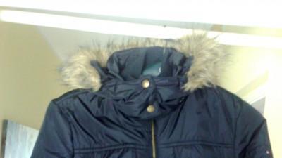 Sprzedam kurtkę puchową damską Hilfiger